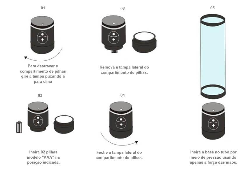 IA206-DESENVOLVEDOR-PENIANO-ELETRONIC-MAX-instruções